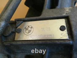 01 BMW Z3 2.5L E36 #1128 Power Steering Rack Fast Turn Ratio 2.7