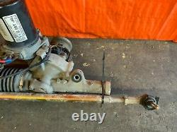 02-03 Honda CIVIC Si Ep3 Electronic Power Steering Rack System Electric Oem
