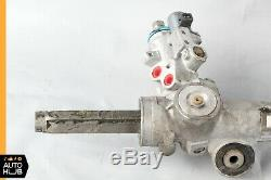 04-09 Mercedes W211 E320 E500 4Matic Power Steering Rack and Pinion OEM