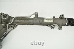 06-10 BMW 645 650i E63 E64 HYDRAULIC POWER STEERING RACK AND PINION ASSEMBLY #1