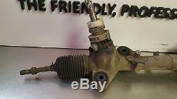 08 10 Mazda 6 2.0.16v Diesel 140bhp Electric Power Steering Rack Ref El867 #1224