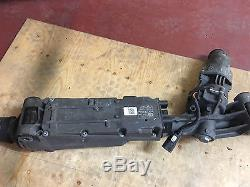 11 On Audi A6 C7 Electronic Power Steering Rack Genuine 4g2423105d & 4g0909144
