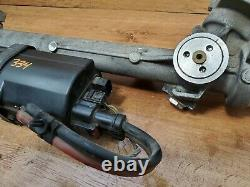 12-15 OEM BMW F22 F30 F32 F36 RWD Electric Power Steering Gear Rack & Pinion LB