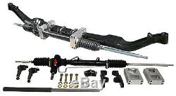 1947-55 Chevy & GMC 3100 Truck Power Steering Rack and Pinion Conversion