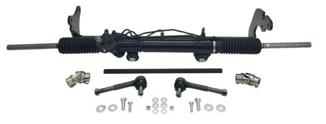 1973-87 Chevy C10 Truck Power Steering Rack And Pinion Kit