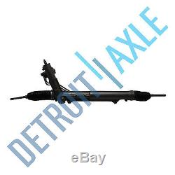 2000-06 BMW X5 Complete Power Steering Rack and Pinion Assembly with Servotronic