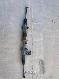2004-2011 Mazda Rx-8 Power Steering Rack And Pinion Oem