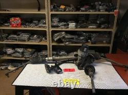 2006-2011 Honda Civic Si Coupe Electric Power Steering Gear Rack Pinion Motor