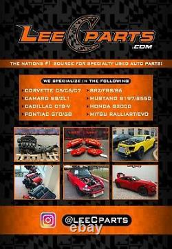 2006 Honda S2000 Ap2 Oem Electric Power Steering Rack And Pinion