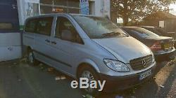 2006 W639 Mercedes Vito 111 CDI 2.2 Diesel Front Right Driver Door Bare Shell