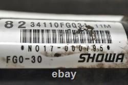 2008-2014 Subaru Impreza WRX STI Power Steering Rack & Pinion 2.5L BENT TIE ROD