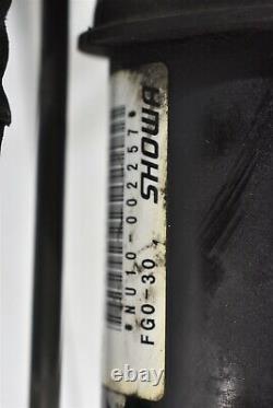 2008-2014 Subaru Impreza WRX STI Power Steering Rack & Pinion Bent Tie Rod 08-14