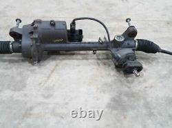 2009-2016 Volkswagen VW Tiguan Steering Gear Power Electric Rack And Pinion