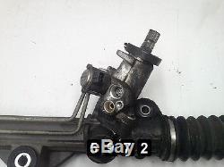 2009 Jaguar Xf Power Steering Rack Hydraulic (rhd) 7852501750 3.0 Diesel
