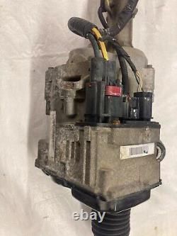 2010 2011 2012 Ford Fusion Power Steering Gear Rack and Pinion electric assist