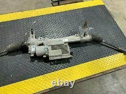 2011-2014 Ford Mustang Power Steering Gear Power Rack & Pinion 17 Front Wheels