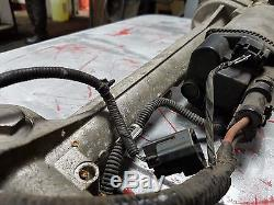 2011 Range Rover Evoque Power Steering Rack 7806974673 Bj32-3200-fb