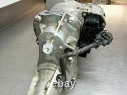 2012 Ford Focus Gasoline Electric Steering Gear Power Rack And Pinion OEM