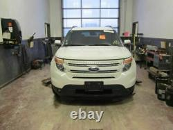 2013-2015 Ford Explorer Steering Gear Electric Power Rack And Pinion