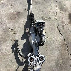 2014-2015 Chevrolet Chevy Silverado 1500 Steering Gear Power Rack & Pinion 4X4