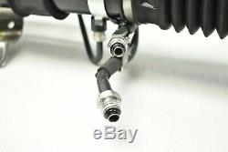 2015-2019 Subaru WRX STI Power Steering Rack & Pinion 36k MT 2.5L OEM 15-19