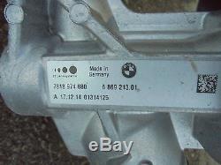 2015 Bmw 5 Series F10 / F11 Rhd Power Steering Rack With Eps 3210 6869213