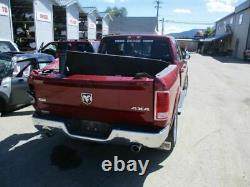 2017 Dodge RAM 1500 Pickup Quad Cab 4 DR Steering Gear Power Rack And Pinion