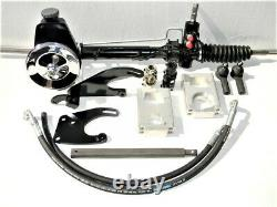 57 58 59 60 61 62 63 64 Ford Truck Rack and Pinion Power Steering