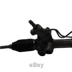 98-03 Sienna Complete Power Steering Rack and Pinion + 2 New Front Outer Tie Rod