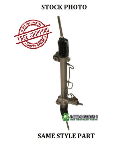 98 Mercedes Ml-class Ml320 W163, Power Steering Rack And Pinion Stk L321h