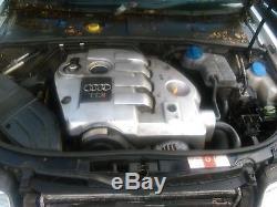 AUDI 1.9tdi spares or repairs no mot power steering rack leaking