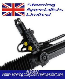 Audi A4 2001 to 2007 8E Genuine Remanufactured Power Steering Rack (EXCHANGE)