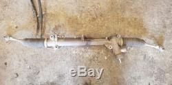 Audi A4 B7 3.0tdi Complete Power Steering Rack with sensor servotronic 8E2422072