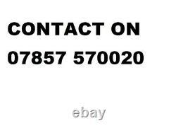 Audi A4 B8 A5 8t 2008-2012 Hydraulic Power Steering Rack & Sensor 8t2422065p