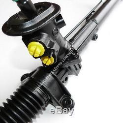 Audi TT 1998 to 2005 Genuine Remanufactured Power Steering Rack M14 Tie Arms