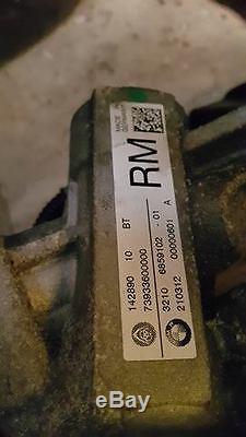 BMW 1 3 SERIES F20 F31 F30 DIESEL ONLY! Steering Rack Power! 116d 118d 318d