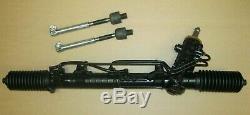 BMW 3 Series E30 Power Steering Rack inc New Tie Rods 1988-94 ALUMINIUM HOUSING