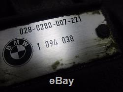 BMW E36 Z3 Power steering rack 1094038 E46 Upgrade
