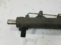 BMW E46 2001 330i Power Steering Rack & Pinion Assembly 2000-2006 7852 974 599
