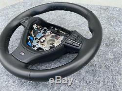Bmw 650i 640i 535i M Sport Steering Wheel Complete Leather F10 F06 F12 (12-16)