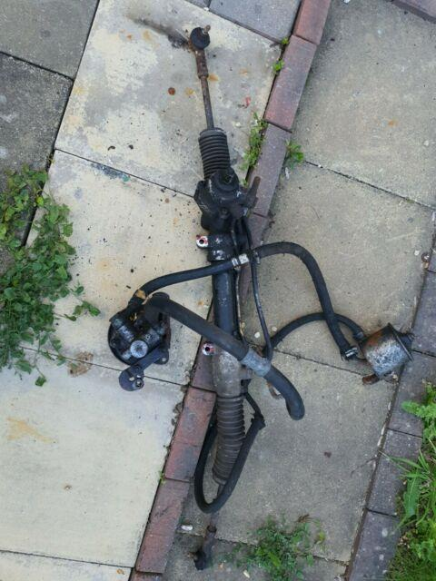 Bmw E21 Power Steering Rack Assembly