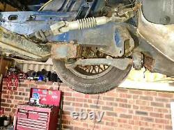Bmw E28 525e eta, 1986, with power steering rack conversion, track project