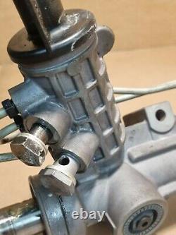 Bmw E30 E36 E46 Purple Tag Steering Rack Quick Rack 6755067