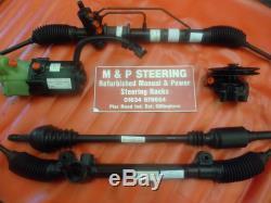 Bmw E30 power Steering rack refurbished 1 years Guarantee