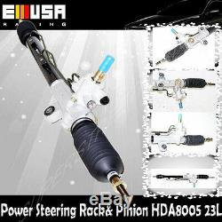 Brand NEW Power Steering Rack & Pinion Gear for 98-02 Accord Sedan/Coupe 2.3L