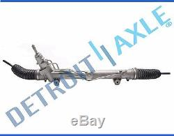 Brand New Complete Power Steering Rack and Pinion Assembly Mercedes GL/ML-Class