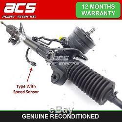 Chevrolet Captiva Reconditioned Power Steering Rack 2006 To 2011 Speed Sensor