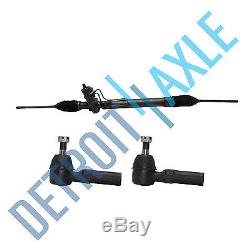 Camaro & Firebird Power Steering Rack and Pinion Assembly + 2 New Outer Tie Rod