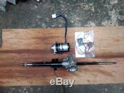 Capri mk1 2 3 electric power steering column complete easysteer pas eps kit rack