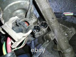 Citroen C3 Picasso Power Steering Rack And Motor 10 To 18-le671eu-round Plug